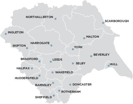 yorkshire region
